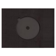 Einleger für CD/DVD mit Boxeninnenmaß 15,3x20,3 cm, Rücken 380 g/m² Produktbild
