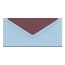 Umschlag zino baby blue 11x22,5 cm 100g/m² Produktbild