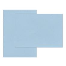 Bogenware zino baby blue 32x45 cm 135g/m² Produktbild