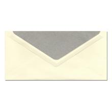 Umschlag zino Cream 11x22,5 cm 100g/m² Produktbild