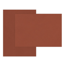 Bogenware zino Terracotta 57x73 cm 280g/m² Produktbild