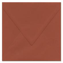 Umschlag zino Terracotta 12,5x14 cm 100g/m² Produktbild
