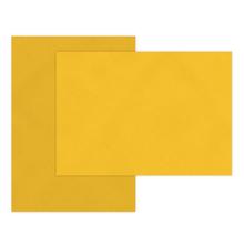Bogenware zino Yellow 32x45 cm 135g/m² Produktbild