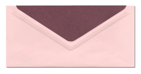 Umschlag zino baby pink 11x22,5 cm 100g/m² Produktbild