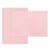 Bogenware zino baby pink 57x73 cm 280g/m² Produktbild Front View 2XS