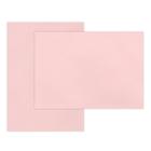 Bogenware zino baby pink 32x45 cm 280g/m² Produktbild