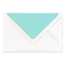 Umschlag lavinia White 11,4x16,2 cm 135g/m² Produktbild