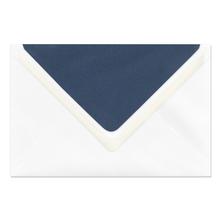 Umschlag lavinia White 16,5x21,5 cm 135g/m² Produktbild