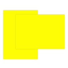 Bogenware lavinia Limone 70x100 cm 120g/m² Produktbild