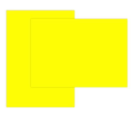 Bogenware lavinia Limone 21x29,7 cm 165g/m² Produktbild