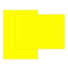 Bogenware lavinia Limone 70x100 cm 300g/m² Produktbild