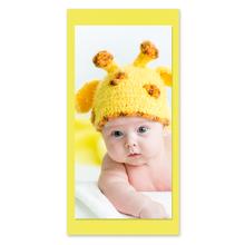 Einzelkarte lavinia Limone 10,5x21 cm 300g/m² Produktbild