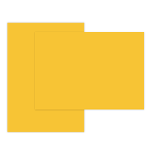 Bogenware lavinia Mango 70x100 cm 300g/m² Produktbild