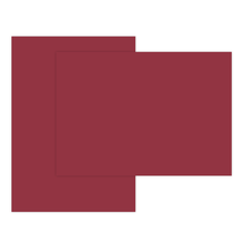Bogenware lavinia Love Red 70x100 cm 120g/m² Produktbild
