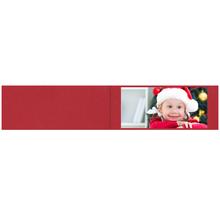 Falt- / Doppelkarte lavinia Love Red 9x45 cm 300g/m² Produktbild