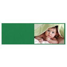 Falt- / Doppelkarte lavinia Green 15,5x21 cm 300g/m² Produktbild