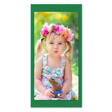 Einzelkarte lavinia Green 10,5x21 cm 300g/m² Produktbild