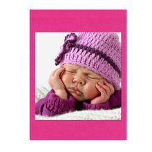 Einzelkarte lavinia Pink Vanilla 8,5x13,5 cm 300g/m² Produktbild