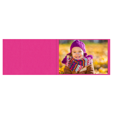 Falt- / Doppelkarte lavinia Pink Vanilla 15,5x21 cm 300g/m² Produktbild