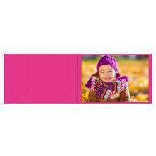 Falt- / Doppelkarte lavinia Pink Vanilla 17x23 cm 300g/m² Produktbild