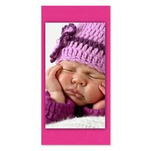 Einzelkarte lavinia Pink Vanilla 10,5x21 cm 300g/m² Produktbild