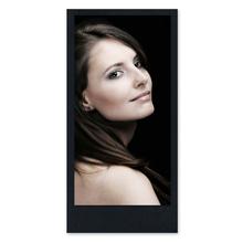 Einzelkarte lavinia Black 10,5x21 cm 300g/m² Produktbild