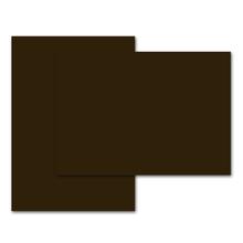 Bogenware lavinia Dark Brown 21x29,7 cm 120g/m² Produktbild