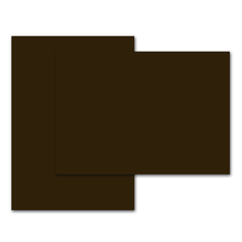 Bogenware lavinia Dark Brown 21x29,7 cm 165g/m² Produktbild
