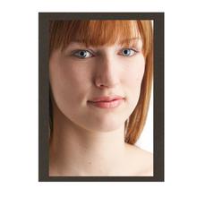 Einzelkarte lavinia Dark Brown 6,5x9,5 cm 300g/m² Produktbild