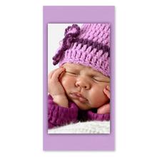 Einzelkarte lavinia Lavender 10,5x21 cm 300g/m² Produktbild