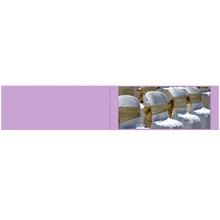 Falt- / Doppelkarte lavinia Lavender 9x45 cm 300g/m² Produktbild