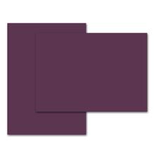 Bogenware lavinia Bordeaux 70x100 cm 300g/m² Produktbild