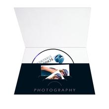 DVD/CD-Tasche für CD und Pass-Bewerbungsbilder - Kamera Produktbild