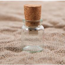 Kork-Glasflasche USB-Stick Produktbild