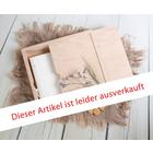 Quadratische Fotobox aus Holz für 31x31 cm Fotos / Alben Produktbild