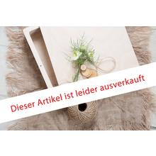Quadratische Fotobox aus Holz für 23x23 cm Fotos / Alben Produktbild