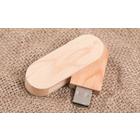 Holz USB Stick zum Einklappen Produktbild