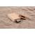 Holz USB Stick rechteckig Produktbild Front View 2XS