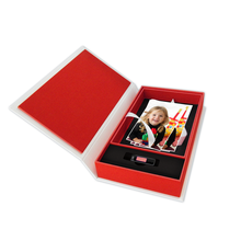 Print & USB-Flash-Drive Box für 13x19 cm Fotos & 18x65 mm USB-Stick Produktbild