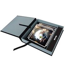 Print & USB-Flash-Drive Box für 24x30 cm Passepartouts & sämtliche USB-Stick Größen Produktbild