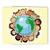 Schulfotomappe / Kindergartenmappe Kinder dieser Welt 13x18 cm Produktbild Front View 2XS