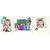Schulfotomappe / Kindergartenmappe Kinder dieser Welt 13x18 cm Produktbild Additional View 4 2XS