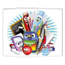 Schulfotomappe / Kindergartenmappe Schulstart 13x18 cm Produktbild