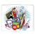 Schulfotomappe / Kindergartenmappe Schulstart 13x18 cm Produktbild Front View 2XS