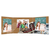 Schulfotomappe / Kindergartenmappe Schuhe 13x18 cm Produktbild Additional View 3 2XS