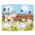 Schulfotomappe / Kindergartenmappe Farm 13x18 cm Produktbild Front View 2XS