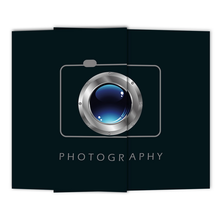 Schulfotomappe / Kindergartenmappe Kamera 13x18 cm Produktbild