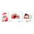 Schulfotomappe / Kindergartenmappe Weihnachtsmann 13x18 cm Produktbild Additional View 3 2XS