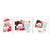 Schulfotomappe / Kindergartenmappe Weihnachtsmann 13x18 cm Produktbild Additional View 4 2XS