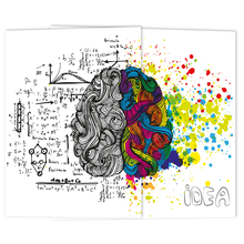 Schulfotomappe / Kindergartenmappe Idea 13x18 cm Produktbild